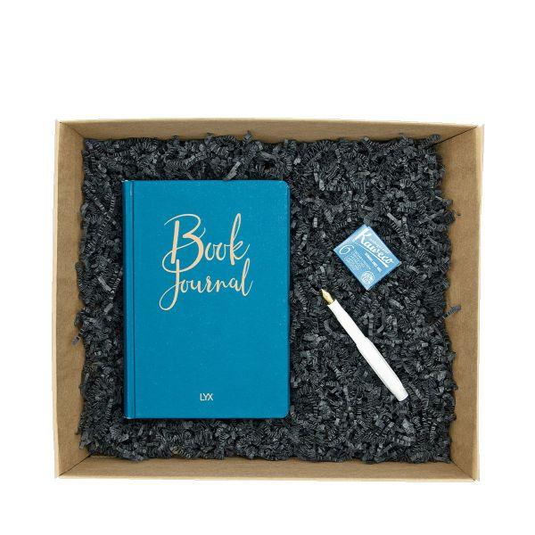 Geschenkset »Mein Büchertagebuch«