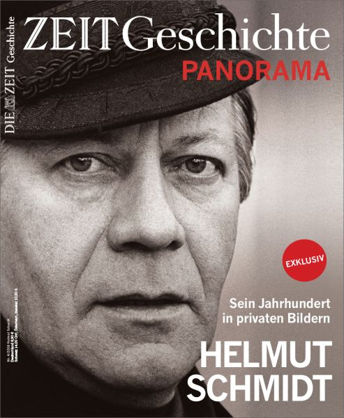 ZEIT GESCHICHTE PANORAMA Helmut Schmidt
