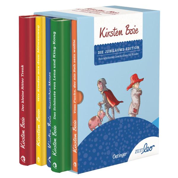 ZEIT LEO-Edition »Kirsten Boie. Die Jubiläums-Edition«