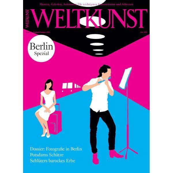 Edition der WELTKUNST »Berlin«