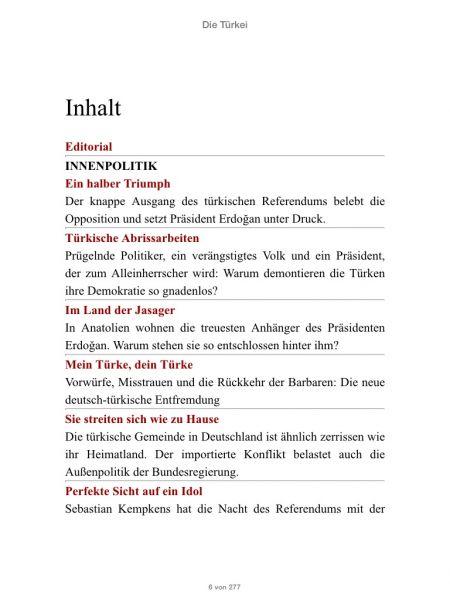 »Türkei«
