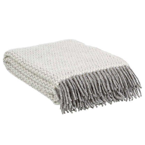 Decke »Tango« aus 100% Lammwolle