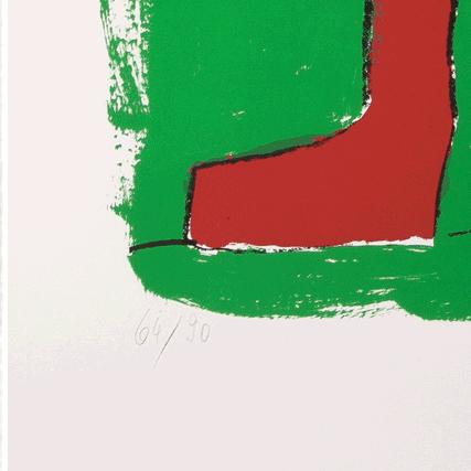 Penck, A.R.: »O.T. Peace«, ca. 1995