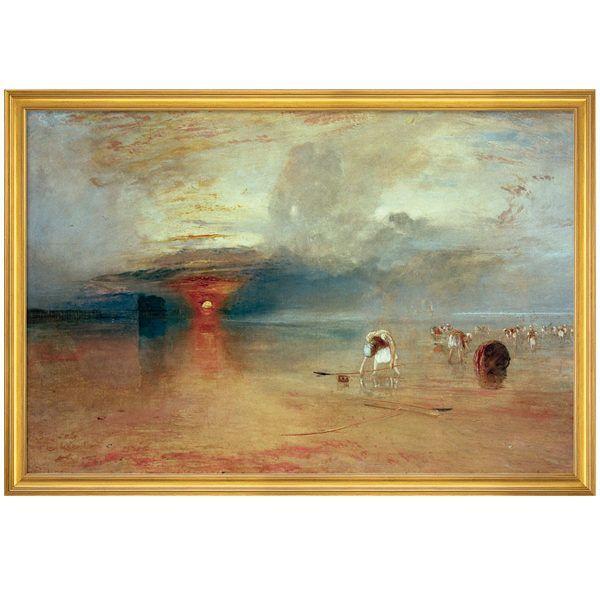 Turner, William: »Strand von Calais«