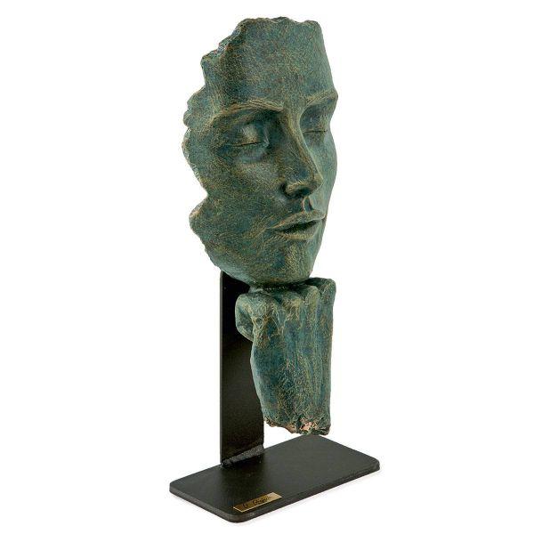 Anglada, Angeles: Skulptur »Pause«