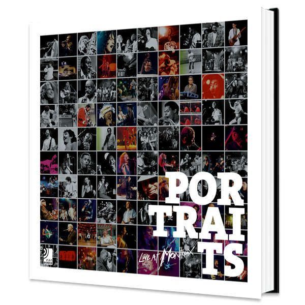 »Portraits - live at Montreux« Bildband mit 2 DVDs