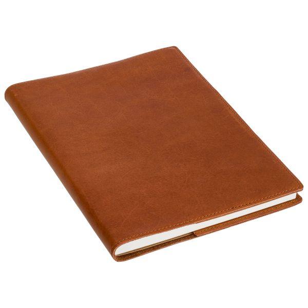 Buchhülle und Notizbuch DIN-A5 im Set