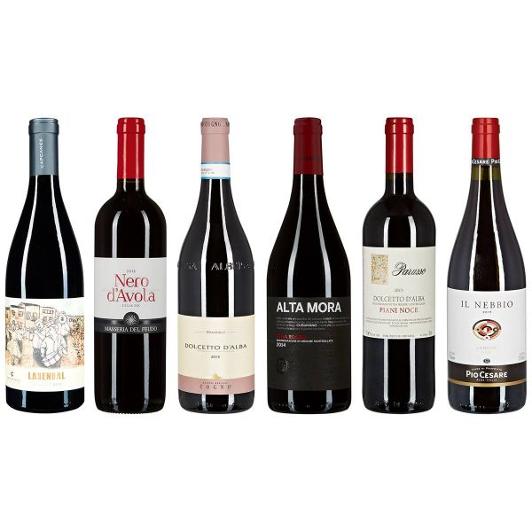 Edle Tropfen vom Mittelmeer - das exklusive Rotweinpaket der ZEIT