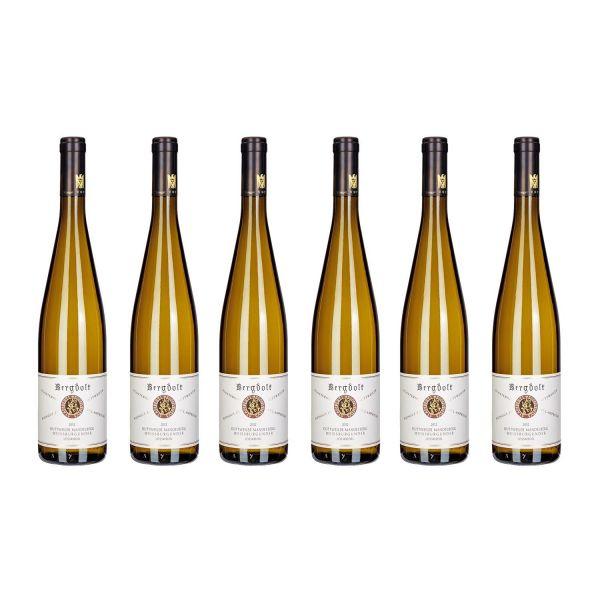 Duttweiler Mandelberg Weißburgunder Lössriedel 2012  (6 Flaschen)