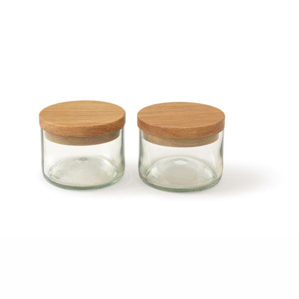 Salz- und Kräuterdosen im Set
