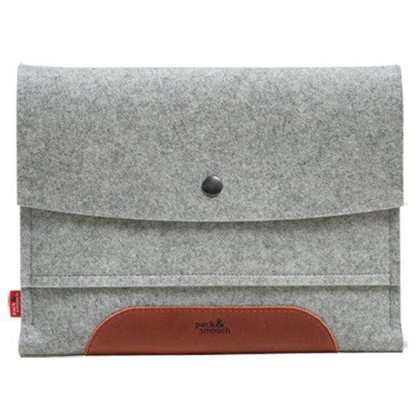 """iPad 4/3/2 Hülle oder MacBook PRO 13"""" Tasche aus 100% Wollfilz"""