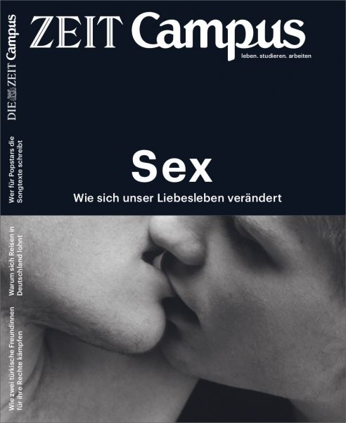 ZEIT CAMPUS 4/19 Sex