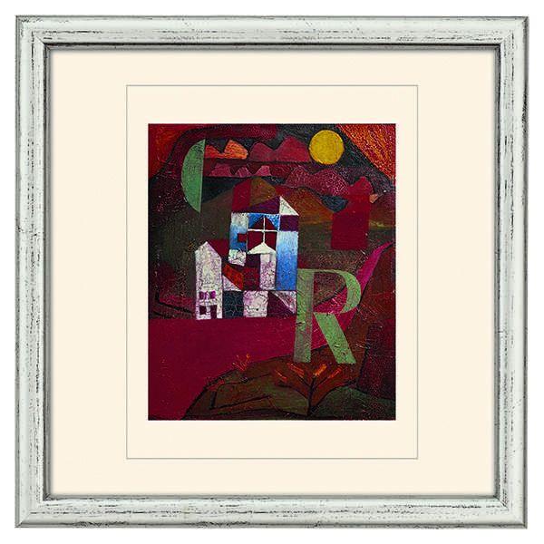 Klee, Paul: »Villa R.«, 1919