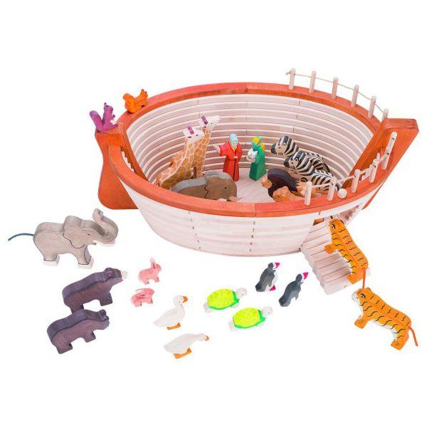 Spiel »Arche Noah + Figuren«