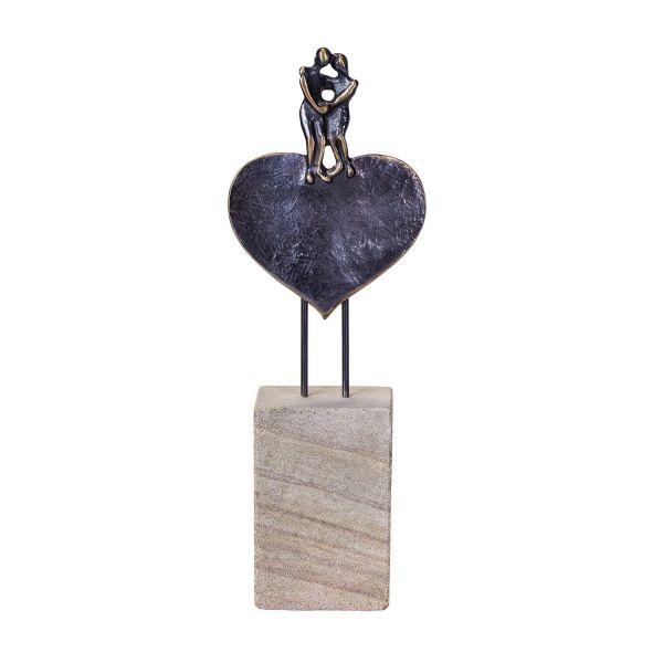 Skulptur »Liebende«, nach Raimund Schmelter