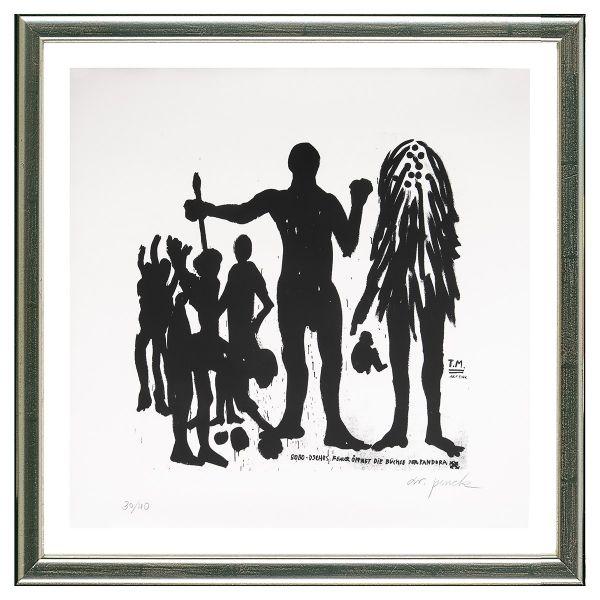 Penck, A.R.: »Die Büchse der Pandora«, ca. 1995