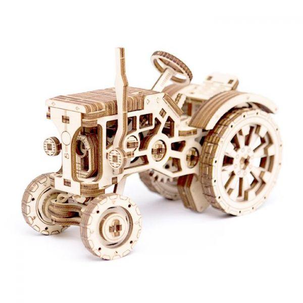 3D-Holzmodell »Traktor«