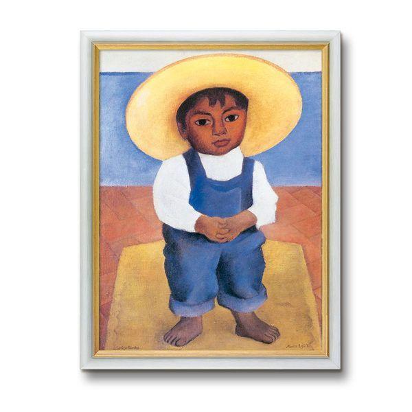 Rivera, Diego: »Porträt des Ignacio Sanchez«, 1927