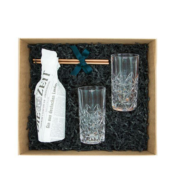 Geschenkset »ZEIT für Gin«