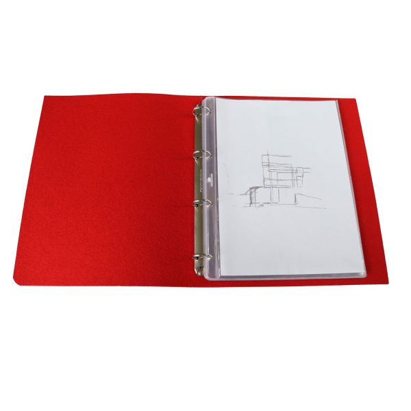 10er-Set Taschen »PortRing A4«