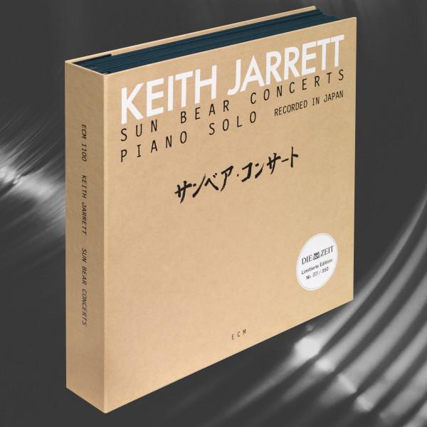 ZEIT-Edition »Keith Jarrett. Sun Bear Concerts«