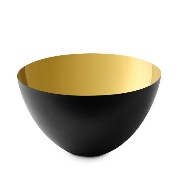 Schale Krenit Ø 25, metallic Gold