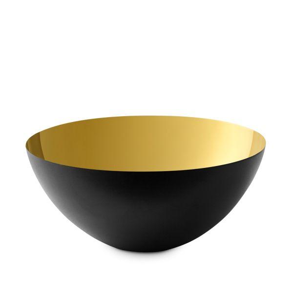 Schale Krenit Ø 16, metallic Gold