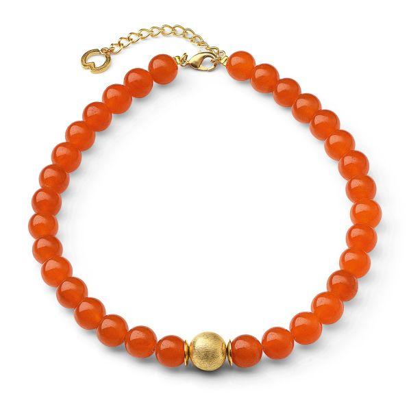 Perlencollier »Viva« nach Petra Waszak