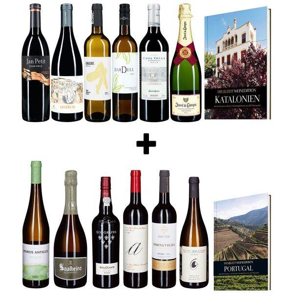 Wein-Set »Iberien«