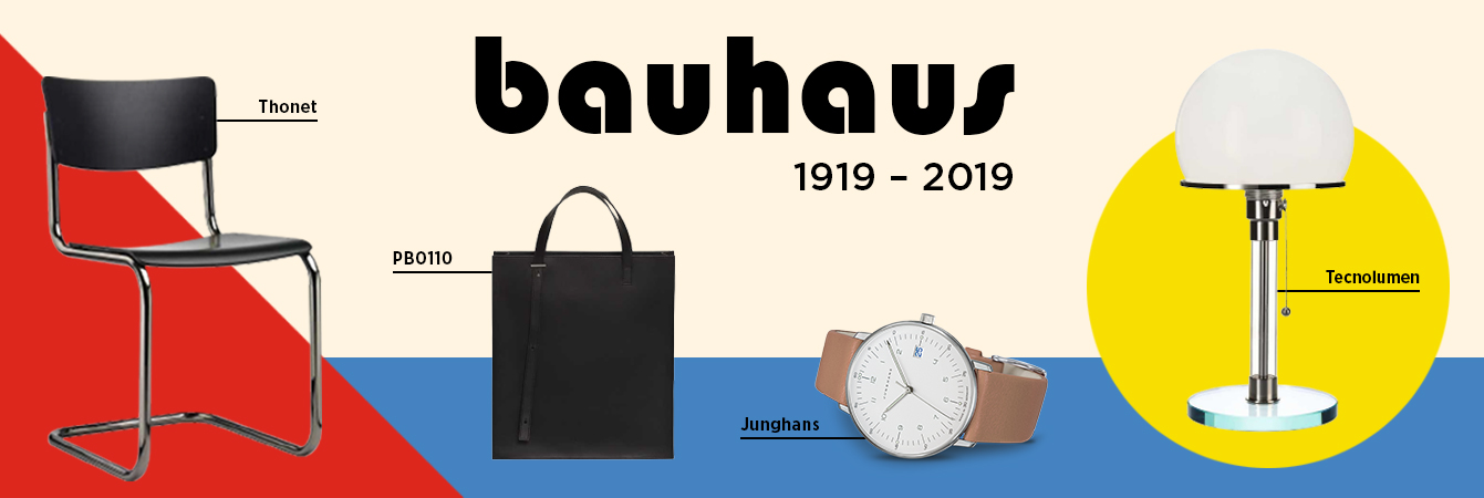 Bauhaus Design Klassiker Entdecken