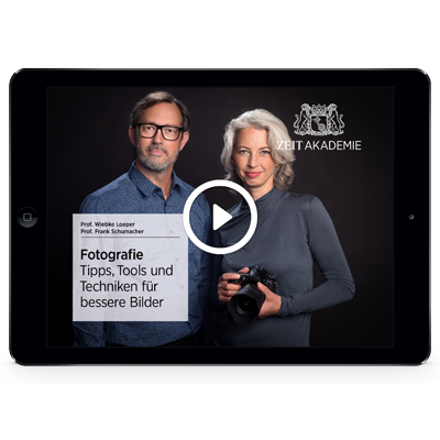 »Angewandte Fotografie«-Seminar