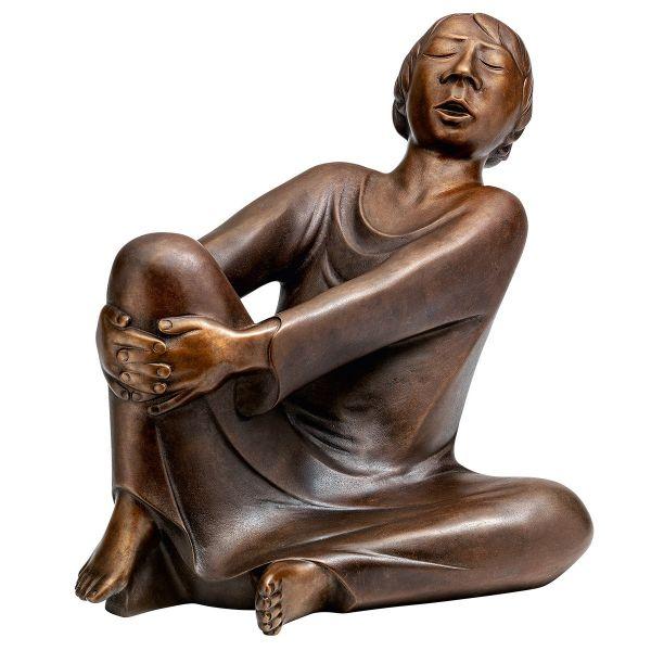 Barlach, Ernst: Skulptur »Der singende Mann«, 1928