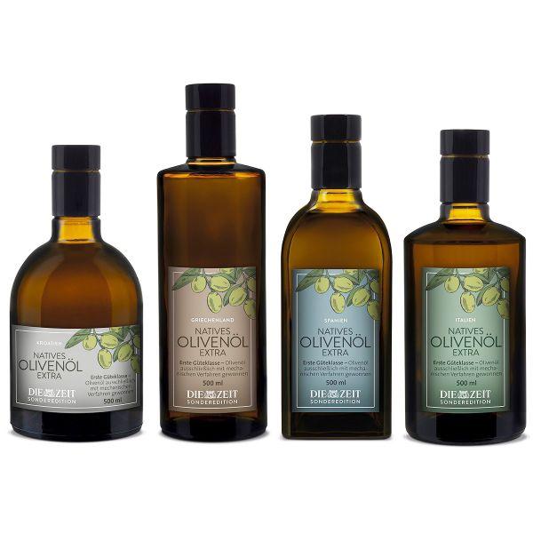 ZEIT-Sonderedition »Olivenöl«