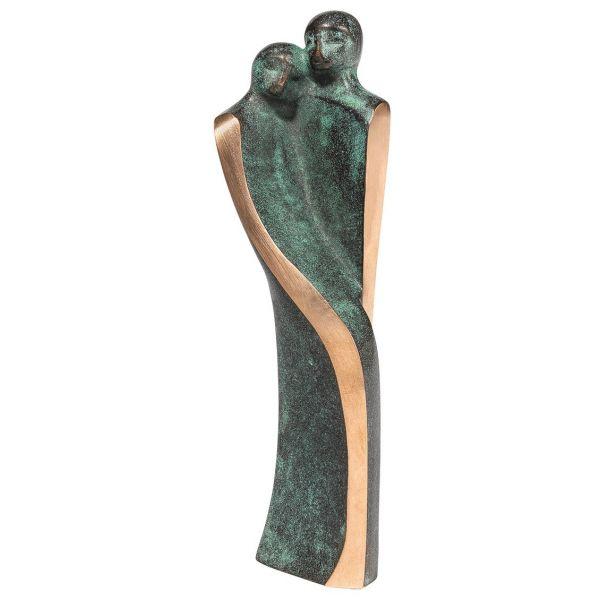 Kött-Gärtner, Louise: Skulptur »Zuneigung«