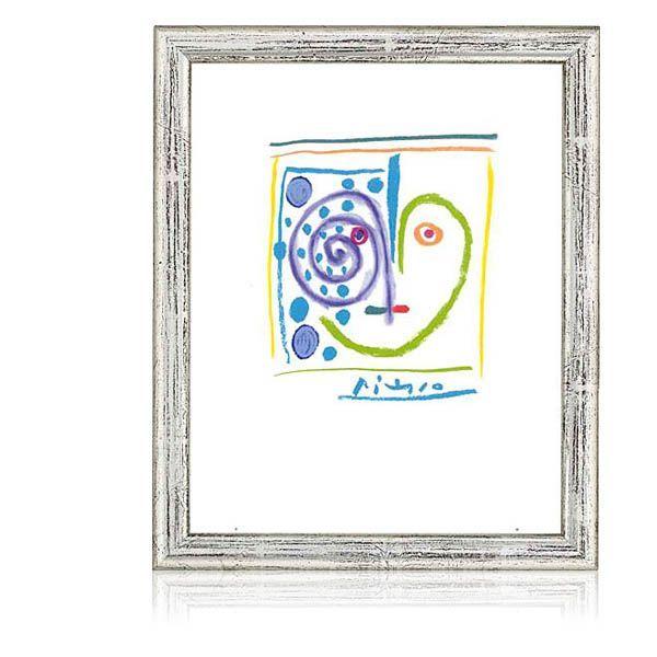 Picasso, Pablo: »Dies ist mein Herz« (1960)