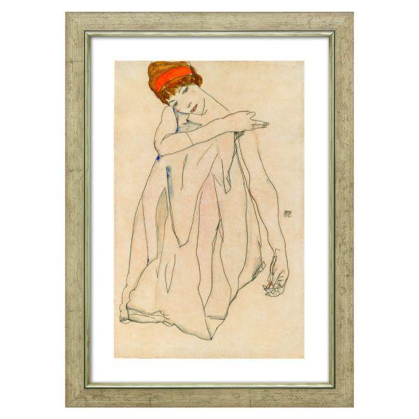 Schiele, Egon: »Die Tänzerin«, 1913