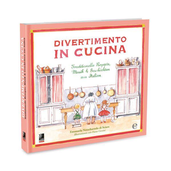 Kochbuch »Divertimento in Cucina«