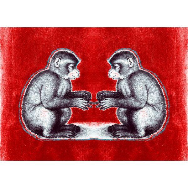 ZEIT-Sonderedition »Monkey Duo«