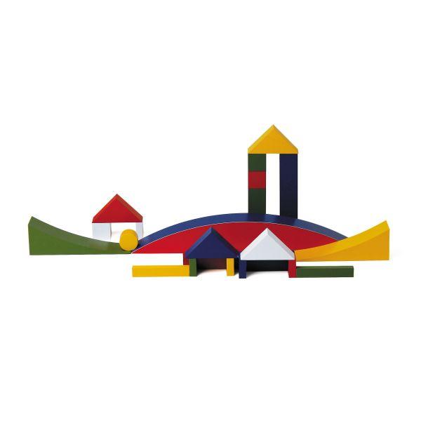 »Bauhaus Bauspiel« von Naef