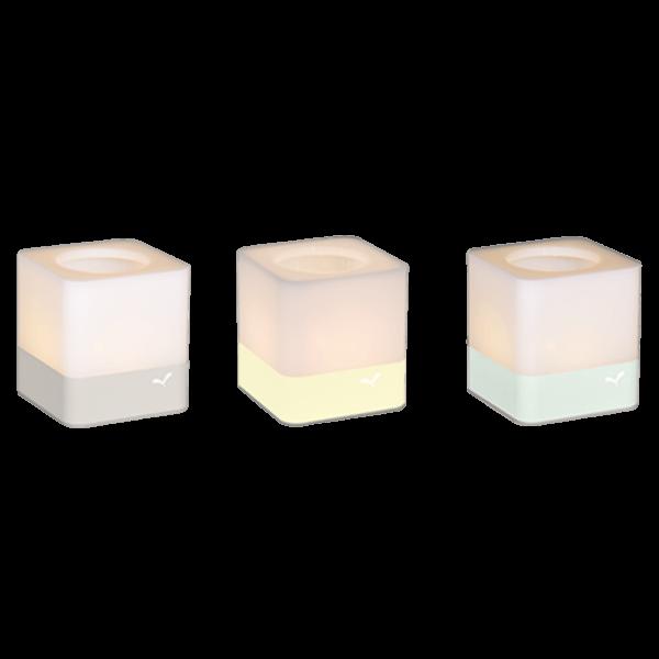 Windlicht-Set »Cuub«
