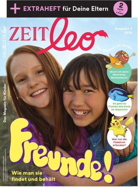 ZEIT LEO 5/16 Freunde!