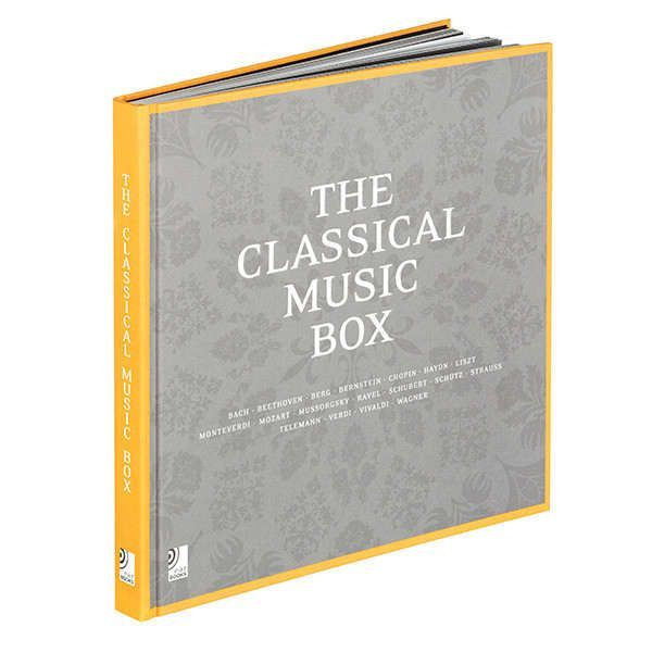 Earbook »The Classical Music Box«