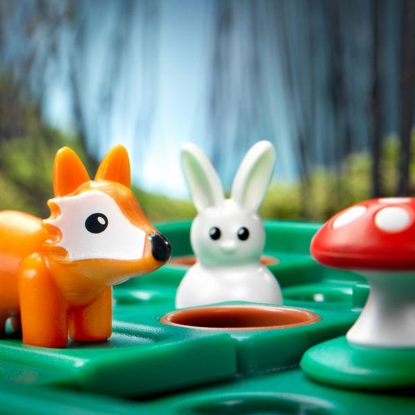 Spiel »So hüpft der Hase«