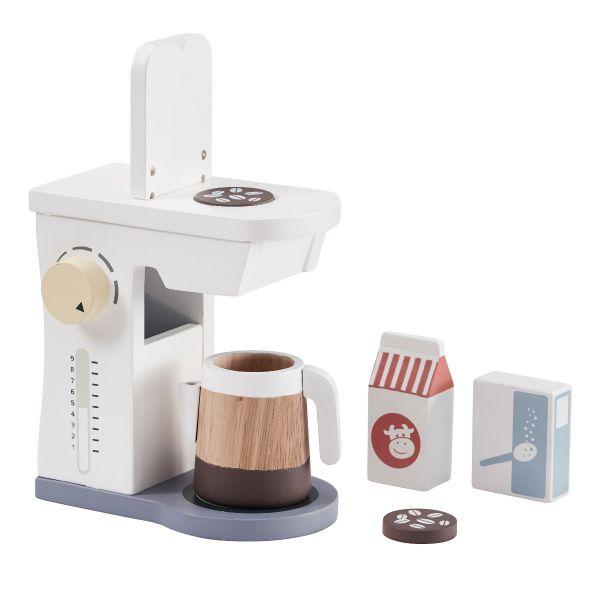 Kaffeemaschine mit Zubehör