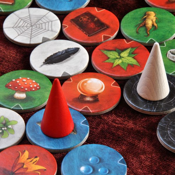 Spiel »Zaubertrank«