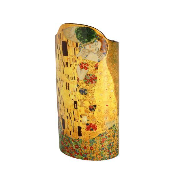 Porzellanvase »Der Kuss« nach Gustav Klimt