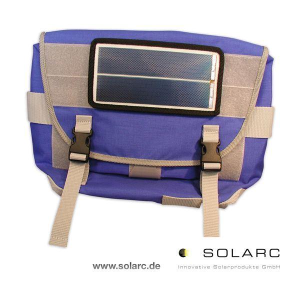 ZEIT WISSEN Solartasche