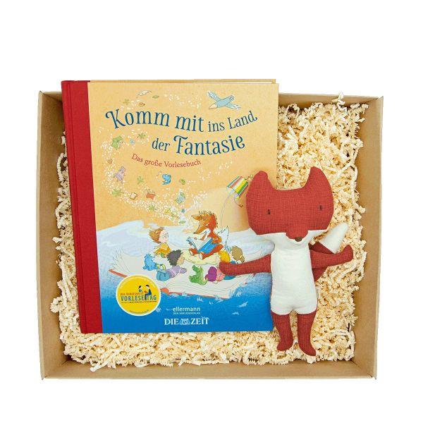 Geschenkset »Kleiner Fuchs erzählt Geschichten«