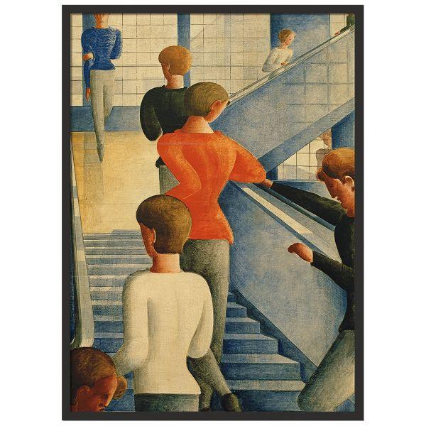 ZEIT-Sonderedition »Bauhaustreppe« von Oskar Schlemmer, 1932
