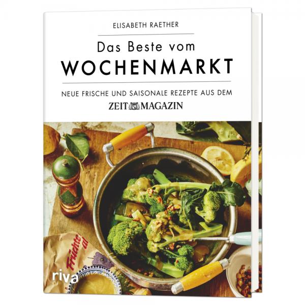 Kochbuch »Das Beste vom Wochenmarkt«